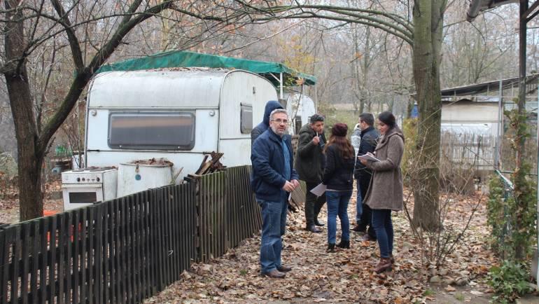 Aksion për evidentimin e kamp-shtëpizave të përkohshme në Qendrën Rekreative Liqeni Treska – Saraj