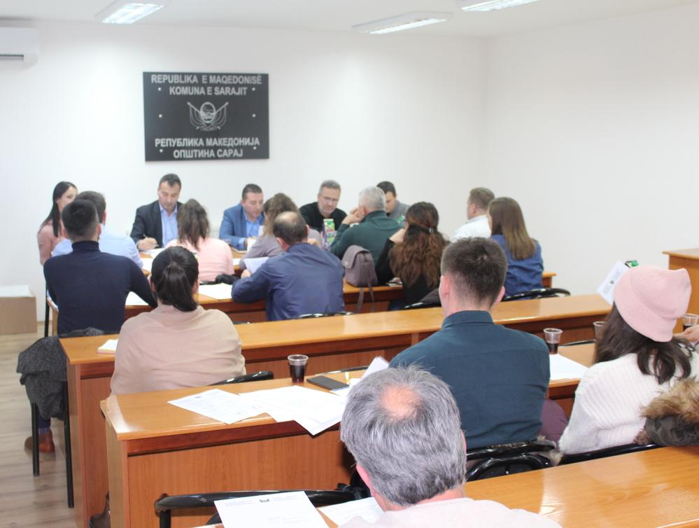 Komuna e Sarajit, miraton buxhet progresiv për vitin 2018-të