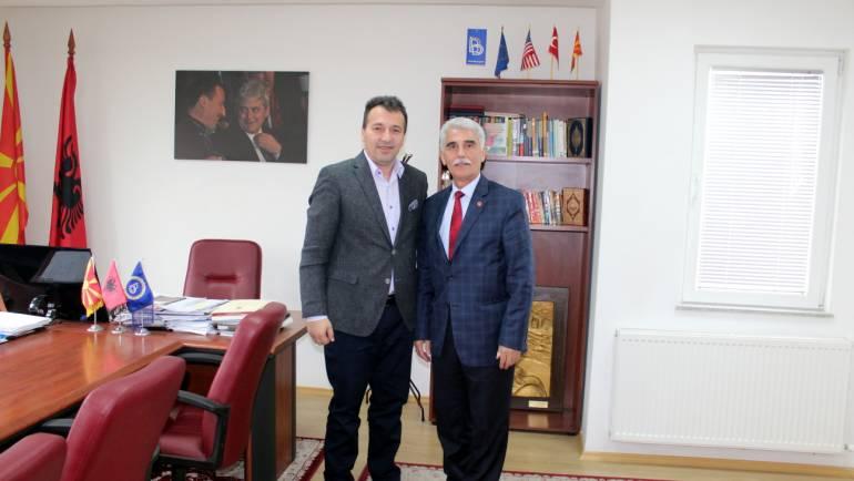 "Bexheti takoi Rexhep Gunduz, kryetar I shoqatës kulturore ""Kosova dhe Shkupi"""