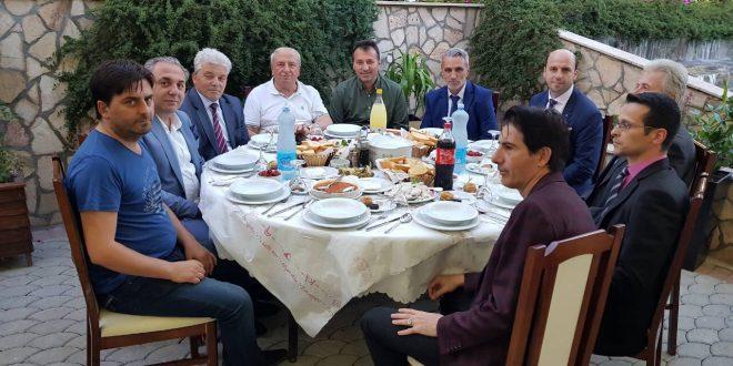 Komuna e Sarajit dhe Myftinia e Shkupit shtrojnë Iftar të përbashkët