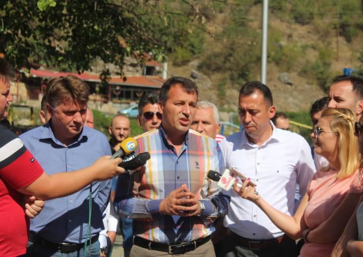 Bexheti: Prej një tetori Komuna e Sarajit do të jetë më e pastër