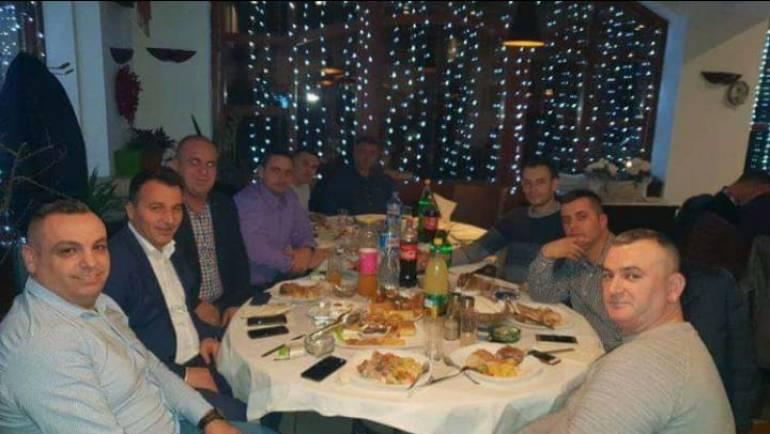 Kryetari Bexheti, realizoi takim me stacionin policor të Sarajit