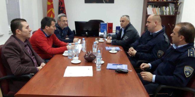 Komuna e Sarajit dhe policia me aktivitete konkrete për rritjen e sigurisë në komunikacion