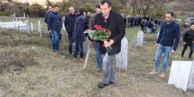 Akademi përkujtimore në Saraj
