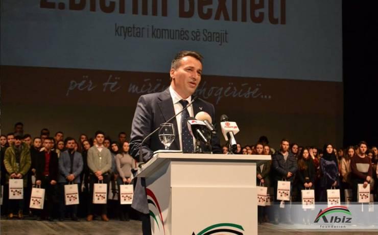 Mbështetje më të madhe ndaj 'Albiz' dhe donatorëve nga Saraji
