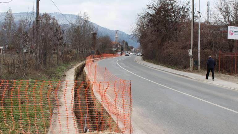 Komuna e Sarajit në bashkëpunim me EVN Maqedoni modernizojnë rrjetin distruktiv