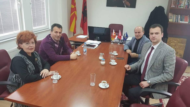 Bexhet-Sotirovski : Bashkërisht do të angazhohemi në mbrojtjen e trashëgimisë kulturore