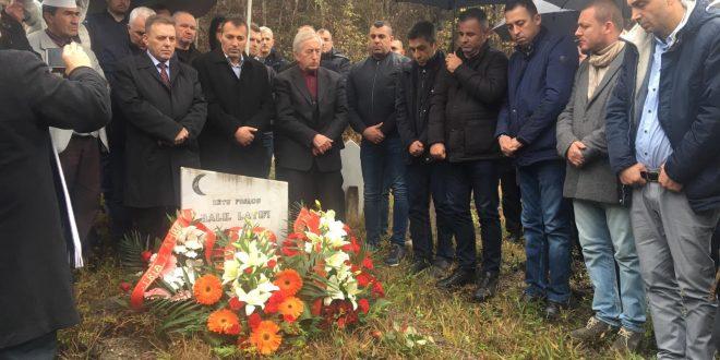 Përkujtohet dëshmori Halil Latifi
