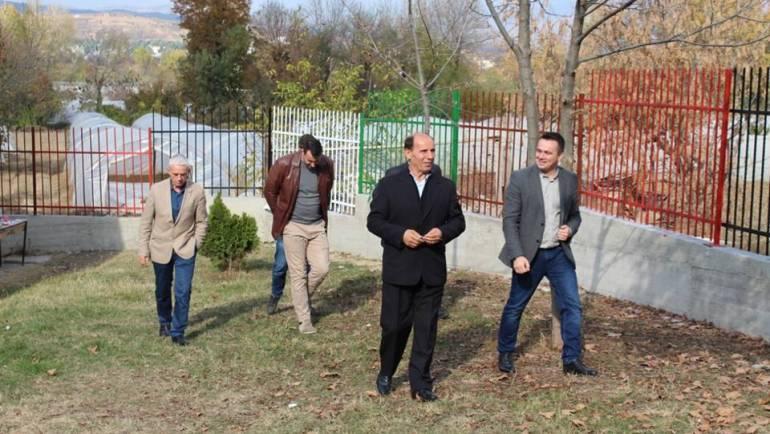 Komuna e Sarajit, prioritet investimet në Shkolla