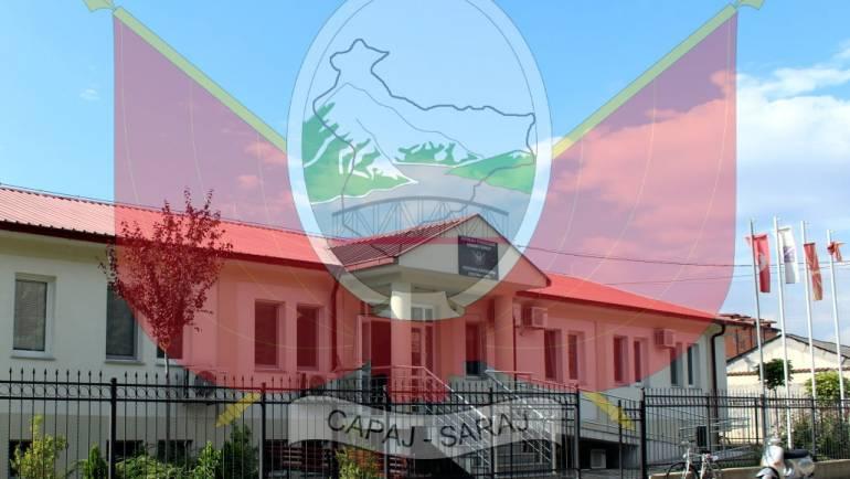 Revizioni Urbanistik për Komunën e Sarajit