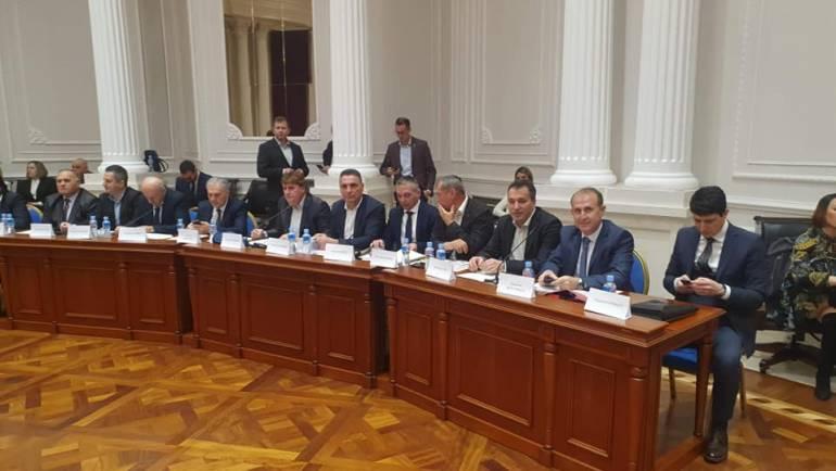Nënshkruhet memorandum për mirkuptim në mes Komunës së Sarajit dhe Ministris për Transport dhe Lidhje.