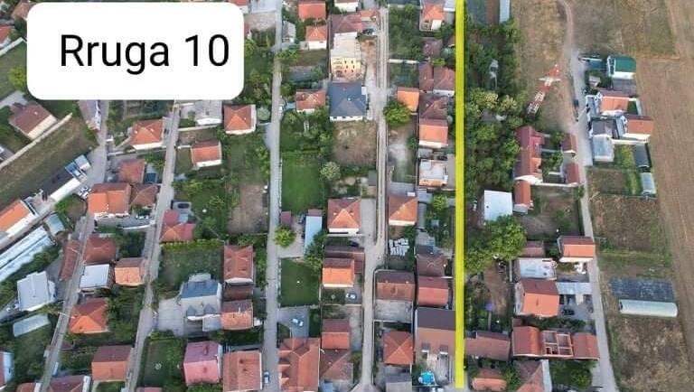 Vijojnë punimet me intenzitet të lartë për bekatonizimin e 4 rrugicave në rrugën 10dhe 1 rrugicë në rrugën Dardania.